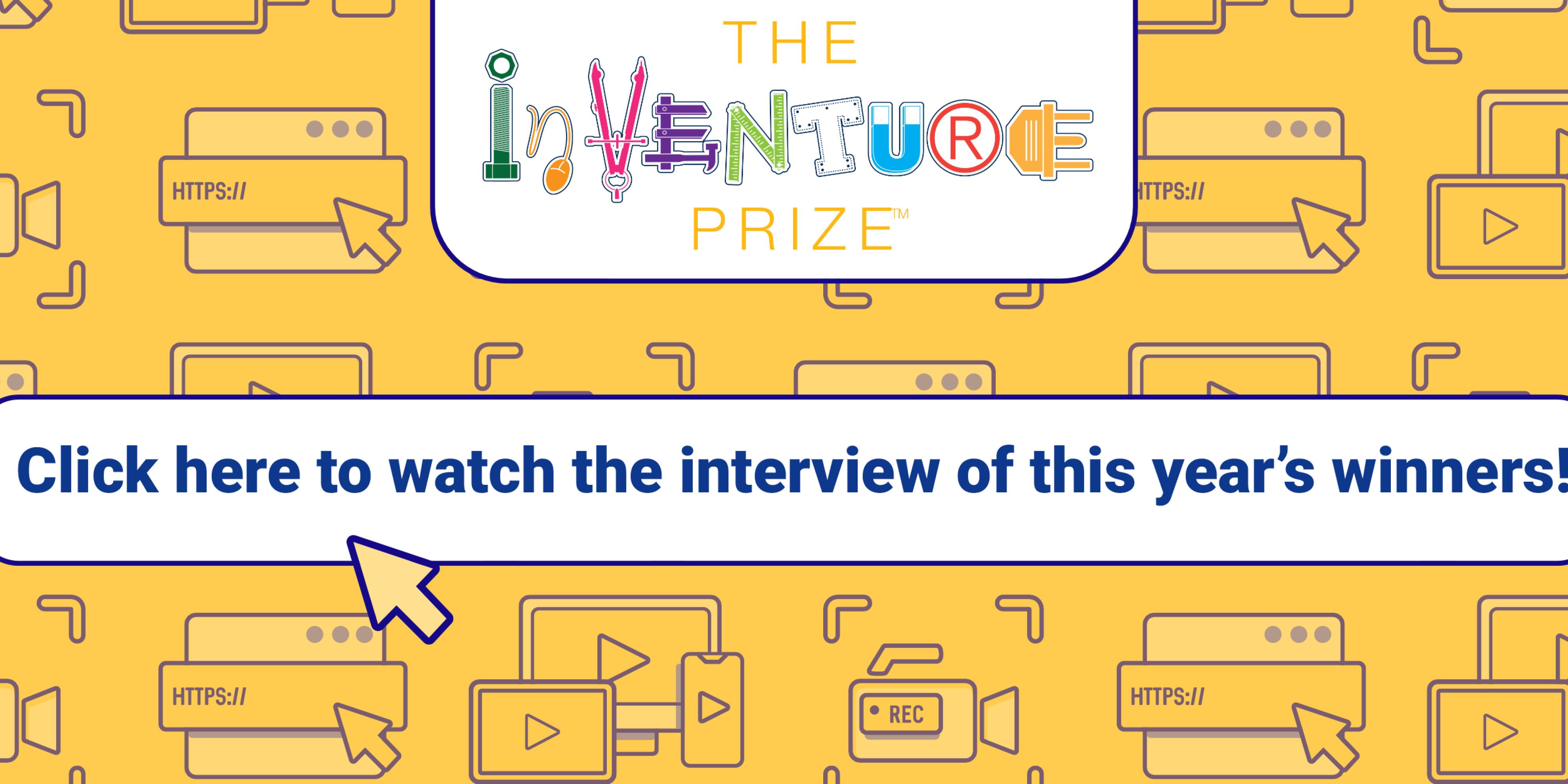Image of Inventure Prize Winner Announcement
