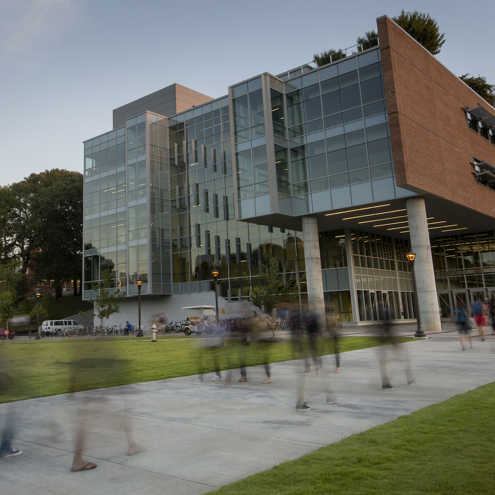 Clough Undergraduate Learning Commons.