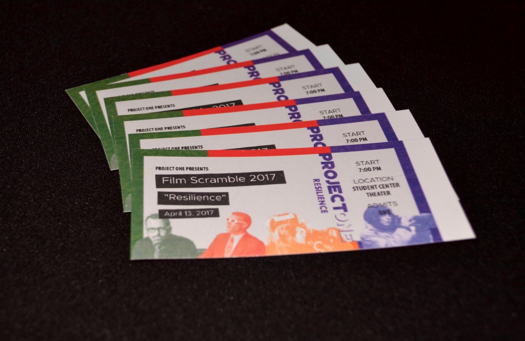 film scramble tickets